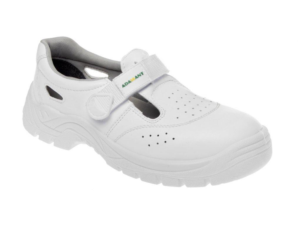 ZS - ADM WHITE: Sandále S1 C11006