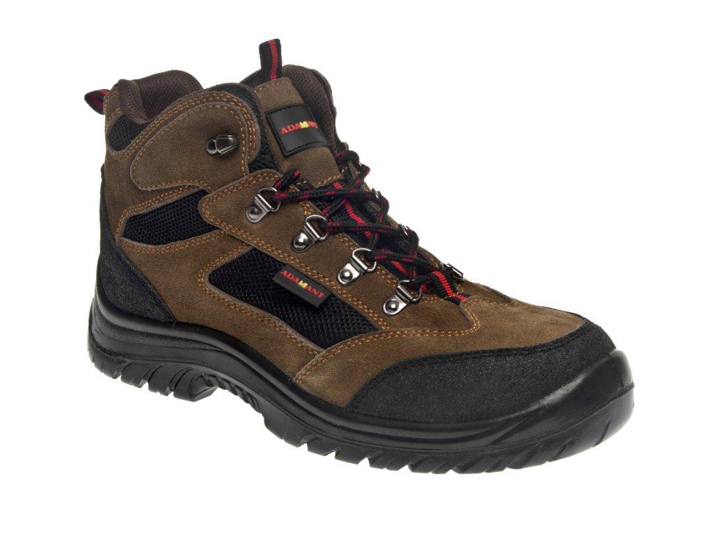 ZS - ADM BAXTER: Členková obuv O1 high  C20216