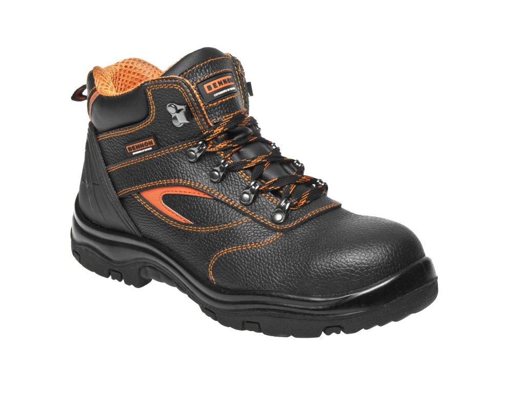 ZS - BNN FORTIS: Členková obuv O2 high  Z90205