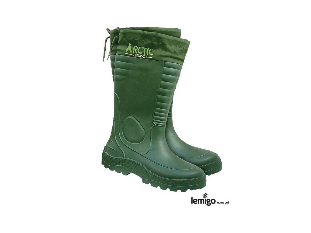 RW00-BLARCTIC Zateplená obuv