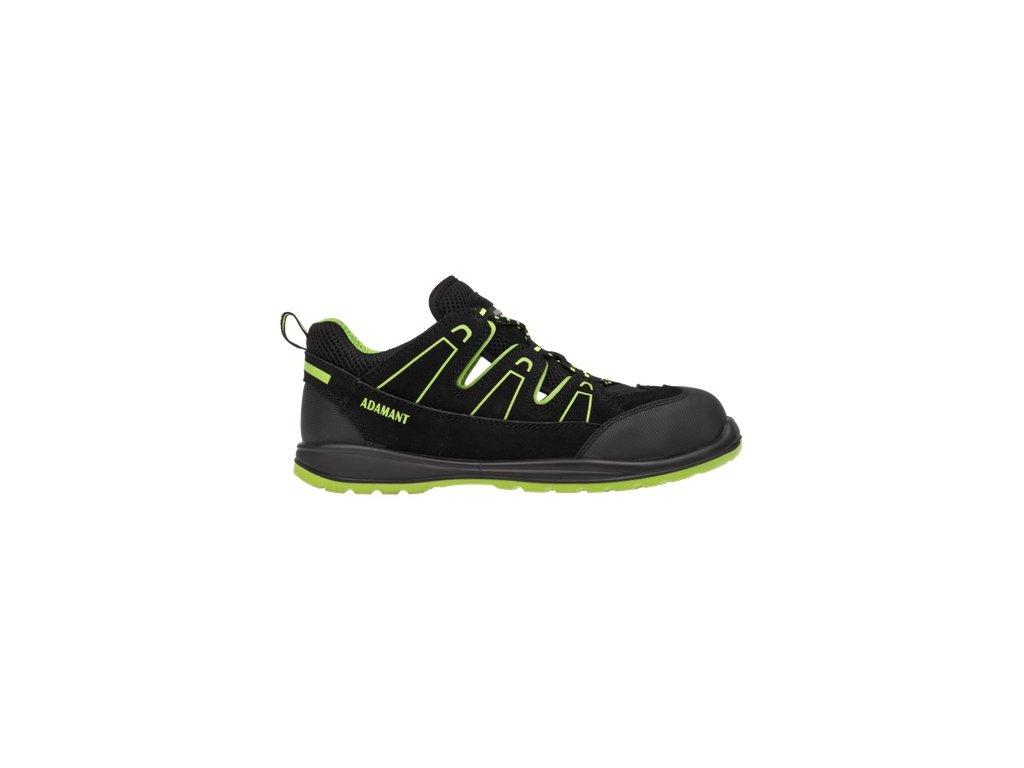ADM ALEGRO S1P Green Sandal