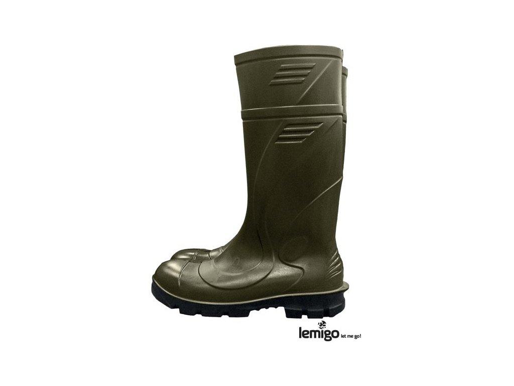 RW00-BLTHUNDER Pracovná obuv