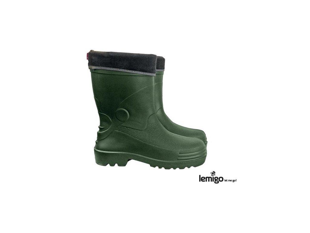 RW00-BLWADER Zateplená pracovná obuv