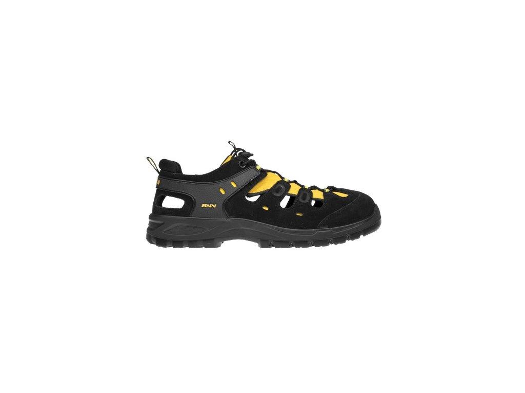 BNN BOMBIS LITE S1 Yellow Sandal