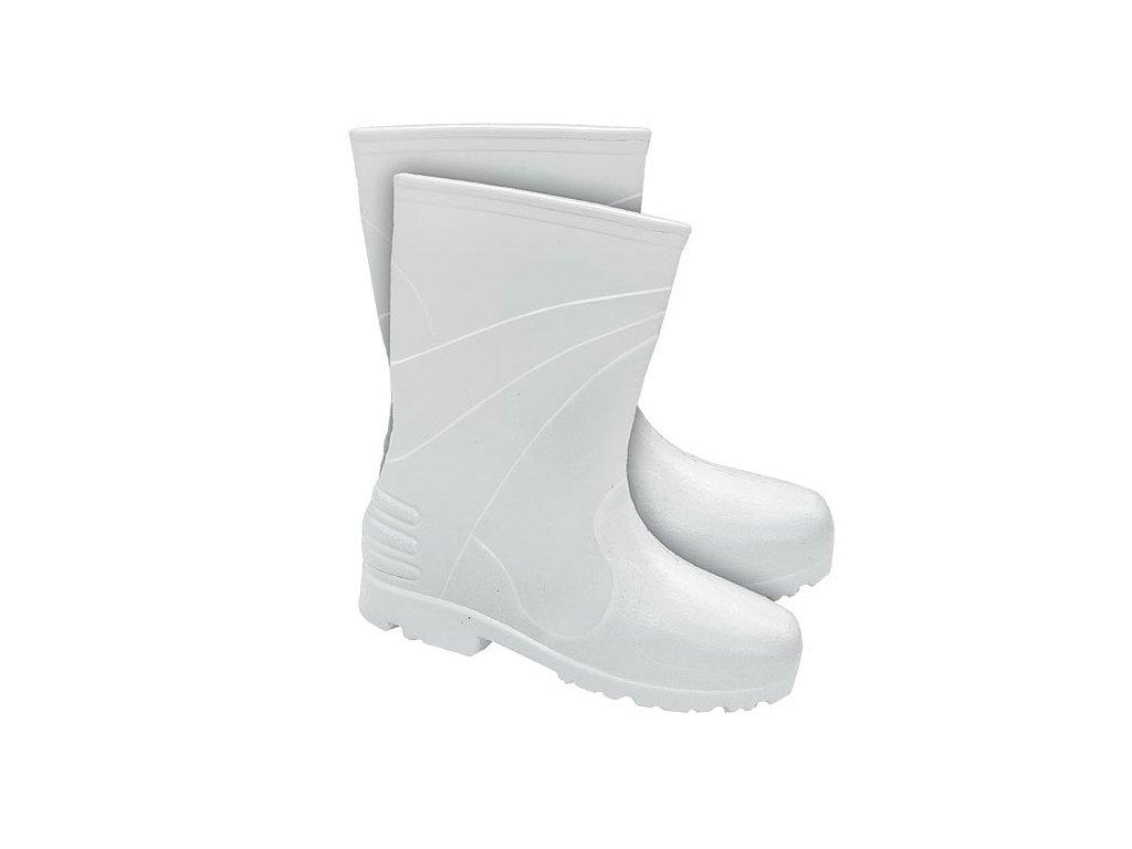 RW00-BLWELLINGTONK Zateplená krátka pracovná obuv