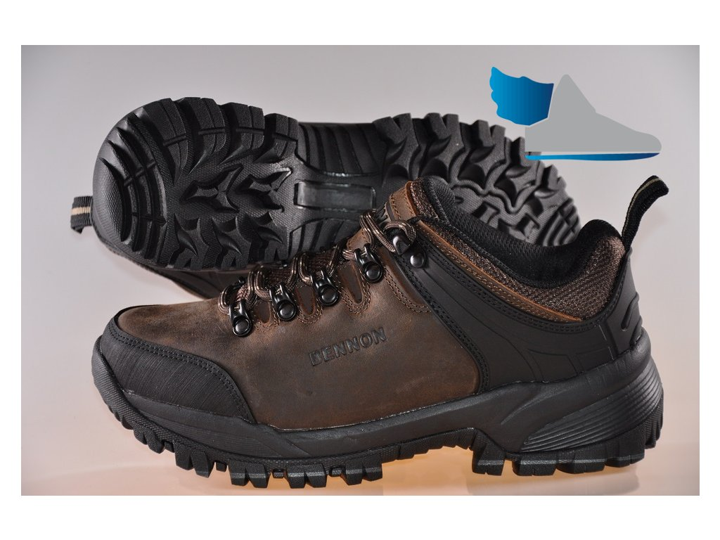 5ced475935d ... Outdorová obuv BENNON CASTOR s detailným záberom ...