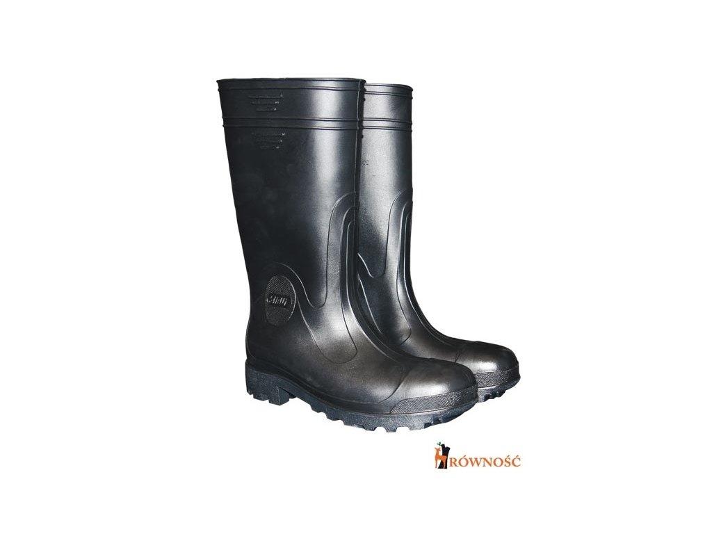 RW00-BRCZ-PCV Bezpečnostná obuv