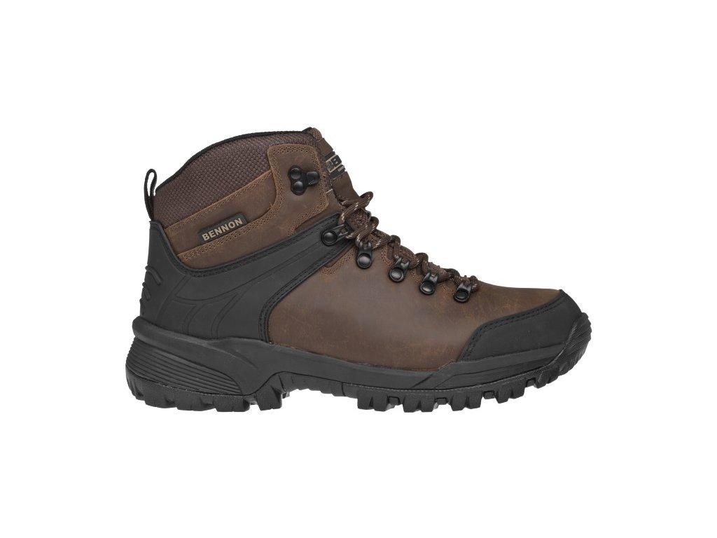 ... Outdoorová členková obuv s terénnou podrážkou BNN CASTOR High Z50212.  BNN CASTOR High11 2910b302fbc