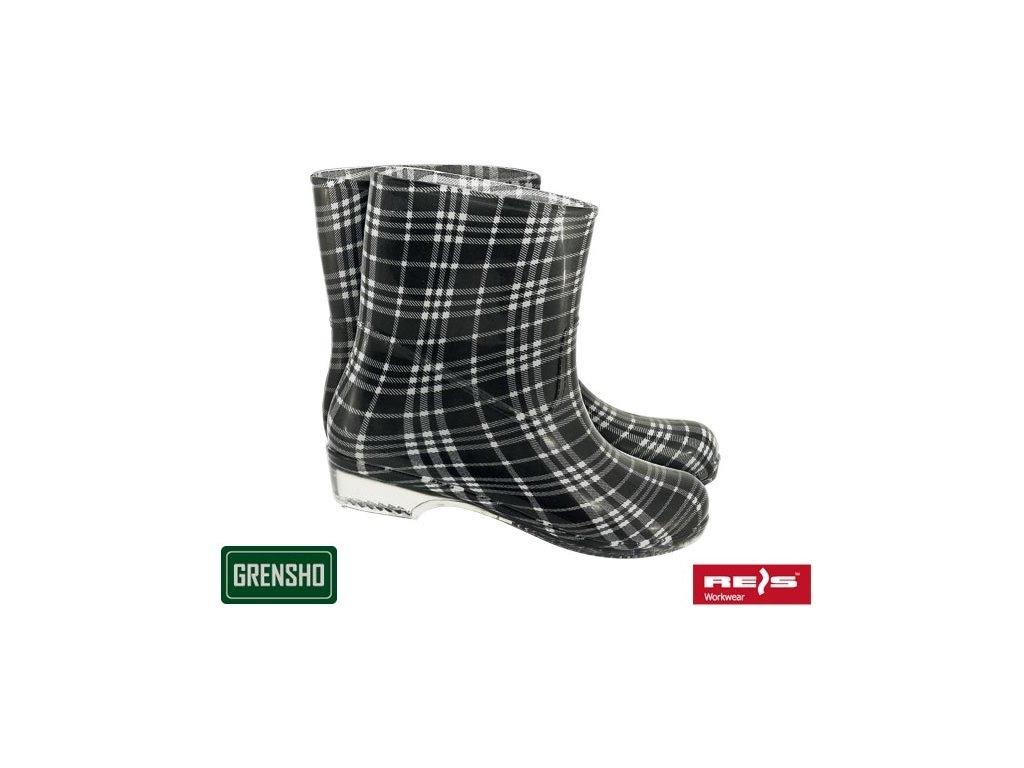 RW00-BTDKCHECK Dámska obuv