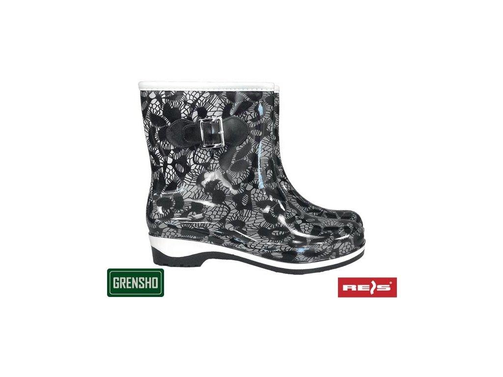 RW00-BTDKFIORE Dámska obuv
