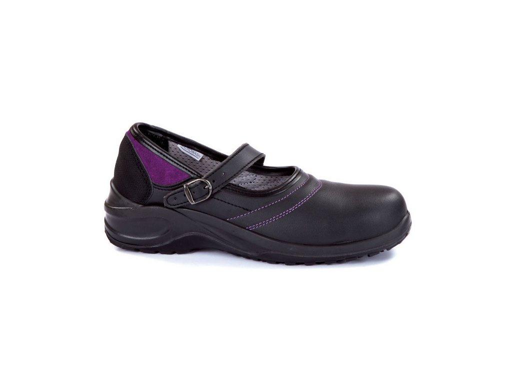59ec33453c987 dámske pracovné sandále Violet Giasco