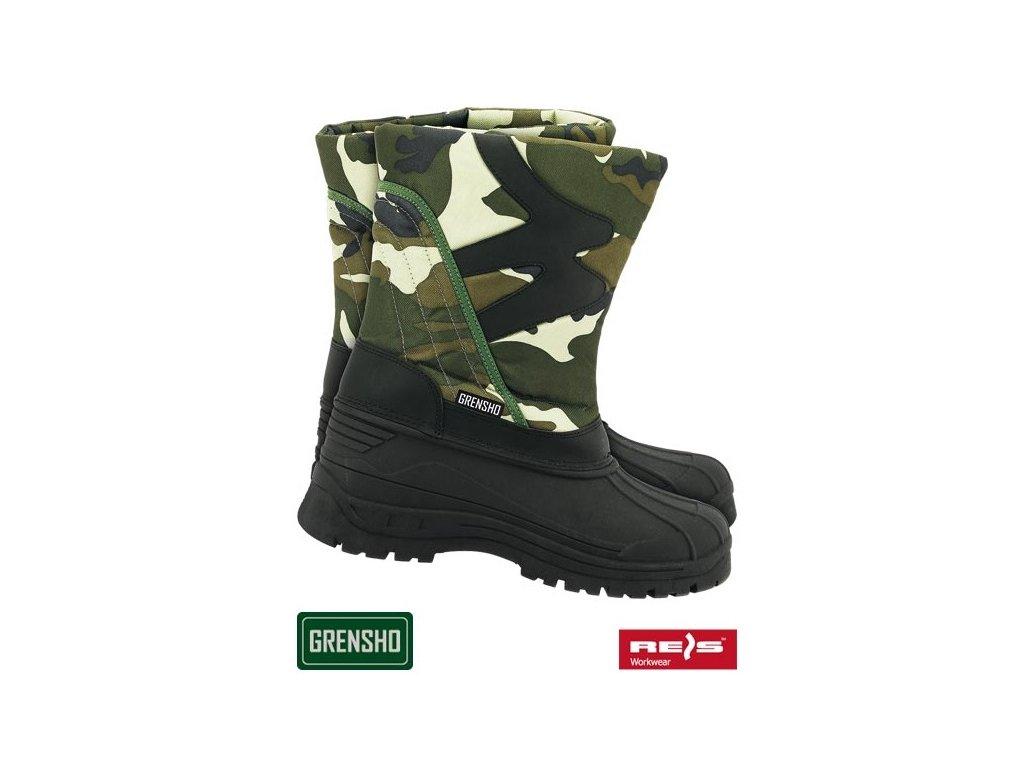 84dd40a600c4 Pracovná obuv