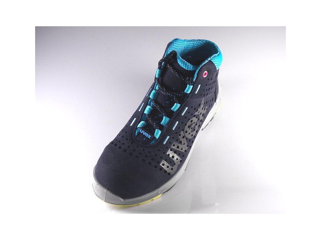 Dámska pracovná obuv UVEX 8563 557bb2b7024