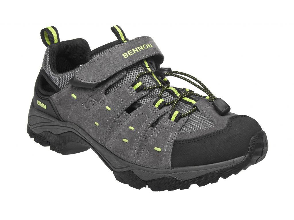 ZS - BNN AMIGO  Sandále O1 Lime Z10035v25 51a770308ec