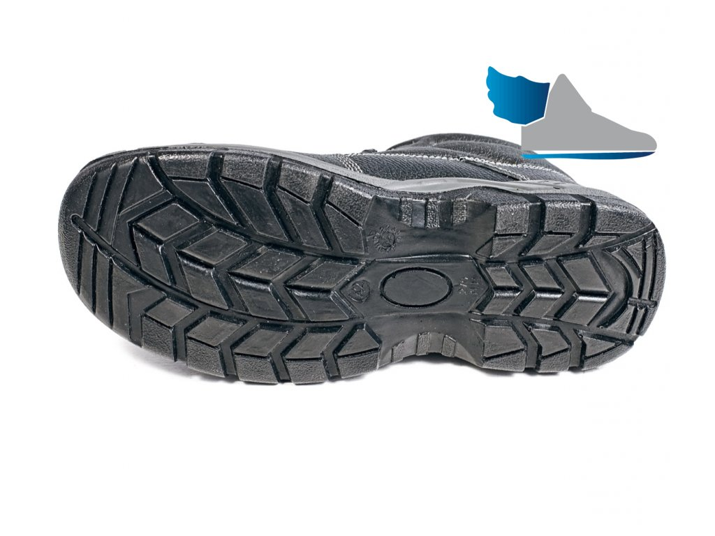 ... Členková bezpečnostná obuv RAVEN METAL FREE ANKLE S3 ... 010ad19814