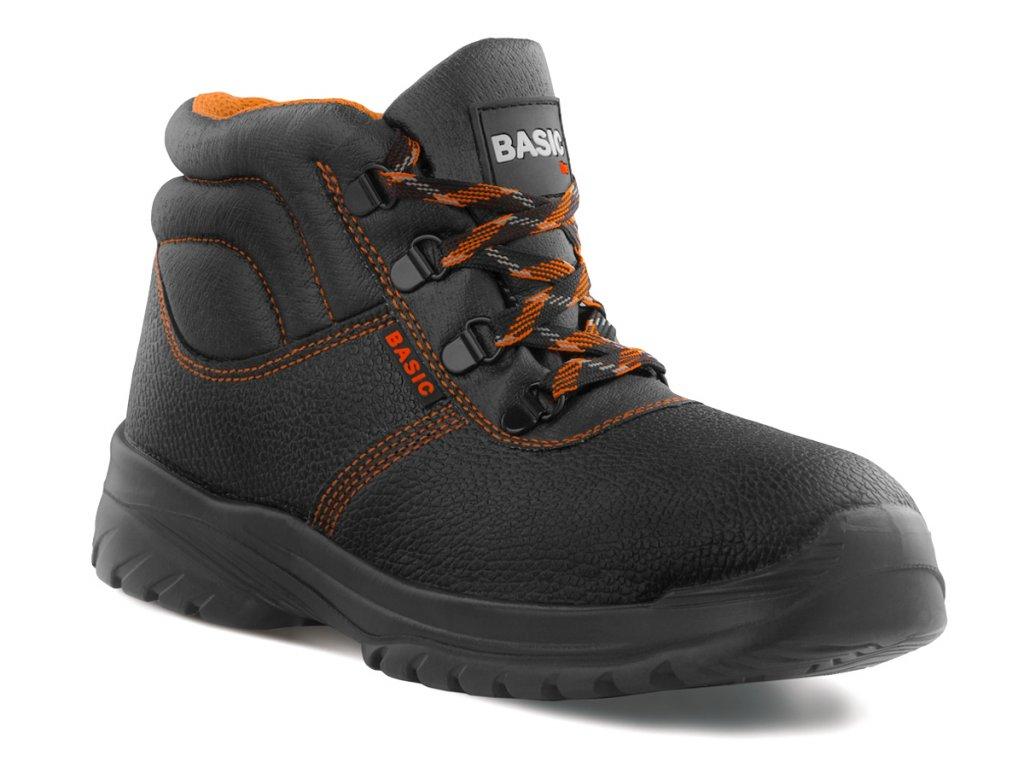 bbfc1b41fdca pracovná členková obuv basic delta o1 s1 s3 o2 winter s3 winter 4 245