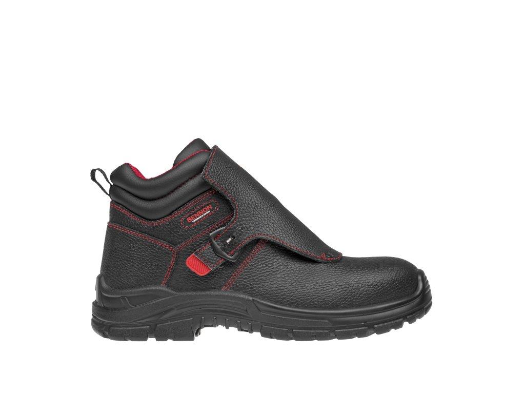 zvaračská obuv welder 1