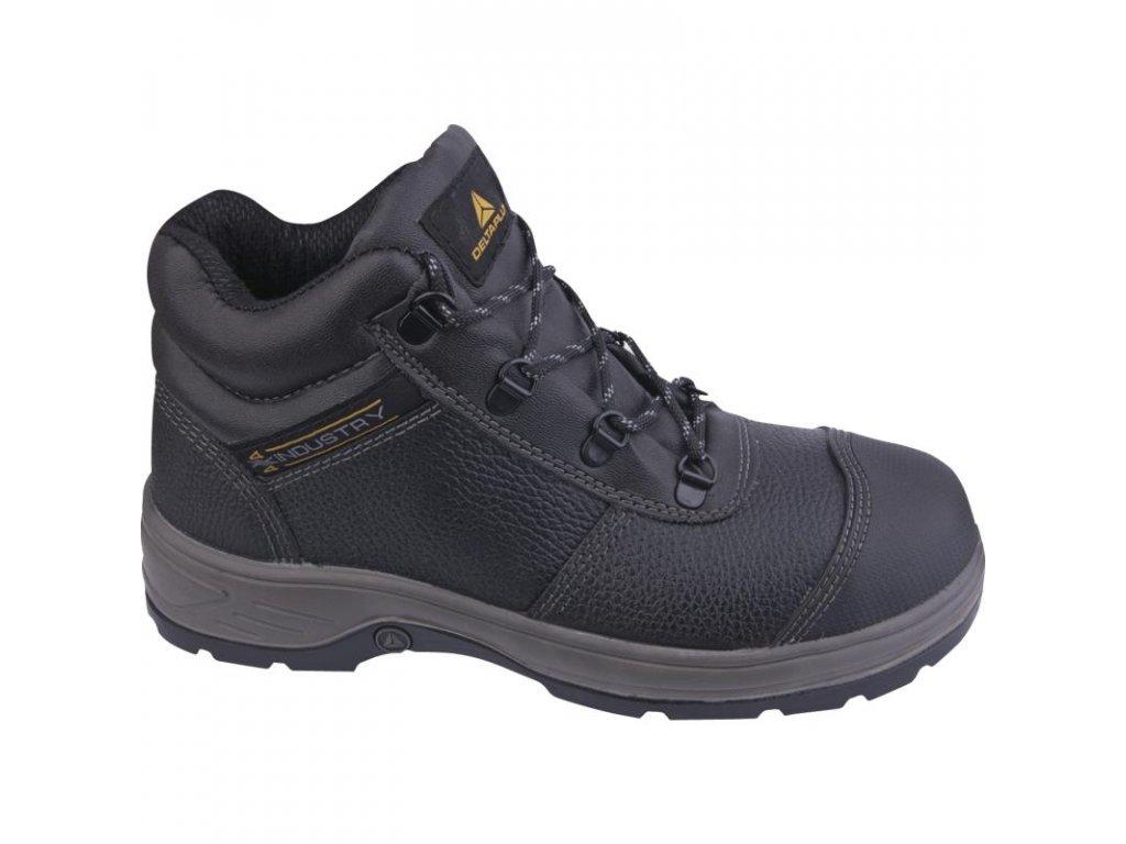 546c8bdcba Členková bezpečnostná obuv Delta plus KORANDA S3