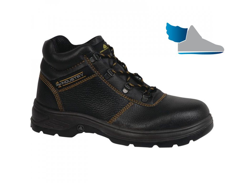 45f8e83949 členková bezpečnostná obuv LANTANA S1P