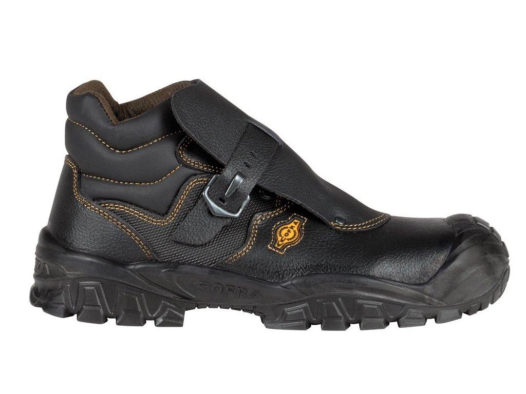 zváračská obuv new tago