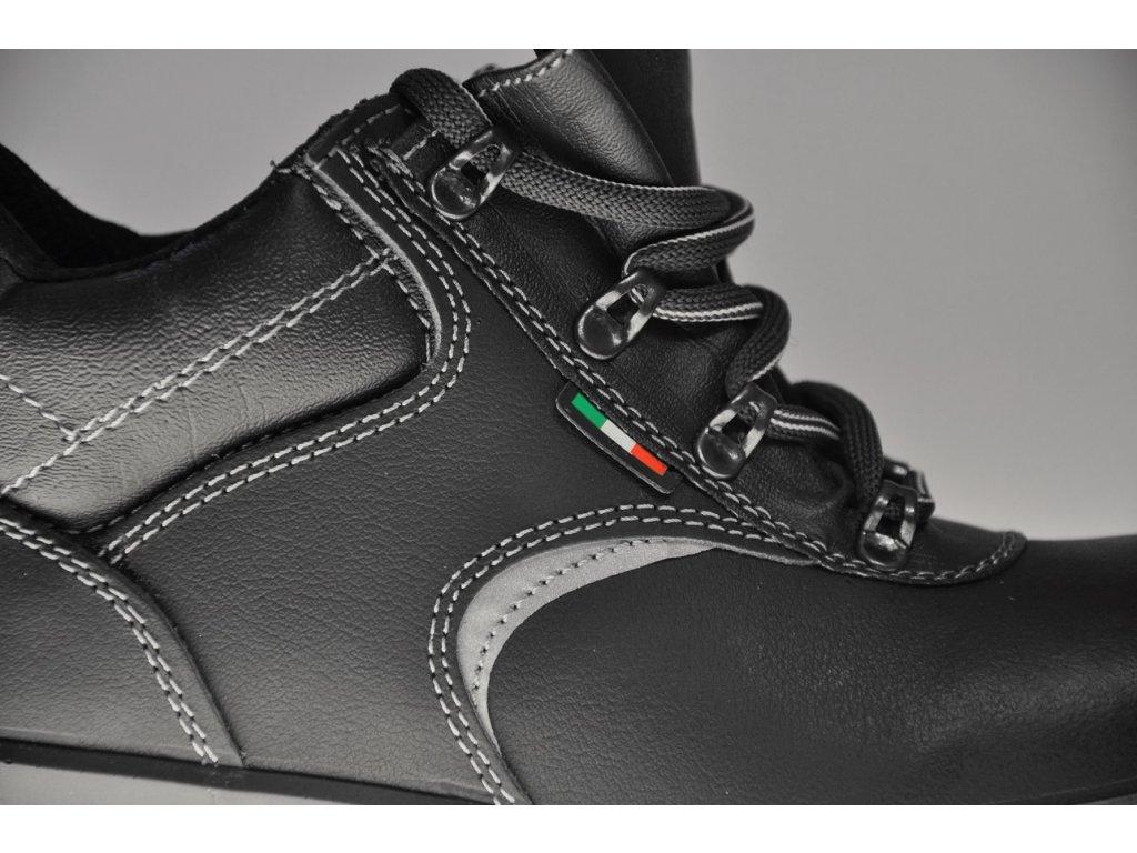 2f805bd21062 ... pracovna obuv GIASCO s pohľadom na reflexný prvok ...
