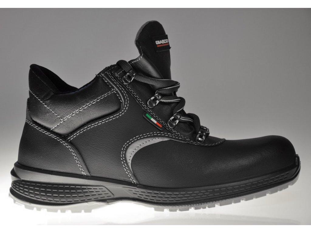 e2201563fb8b ... pracovna obuv GIASCO z bočného pohľadu ...