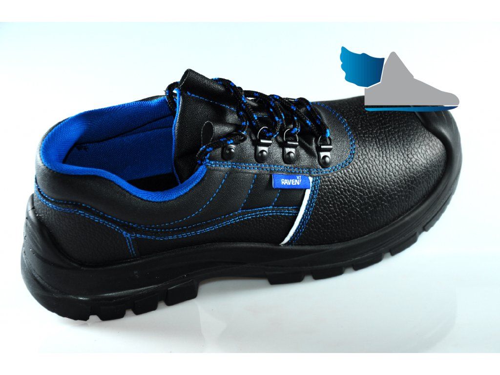 ... pracovna obuv poltopánky RAVEN XT 1 ... 7cadde7e89