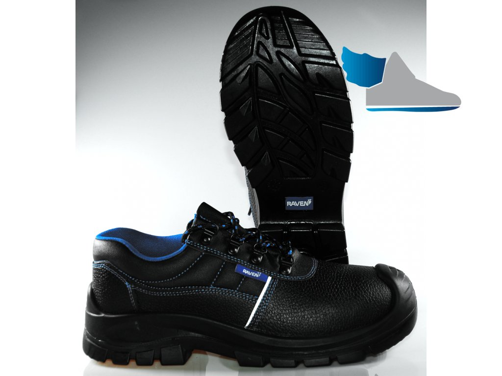 bc1d000c2d53 ... pracovna obuv poltopánky RAVEN XT 3 ...