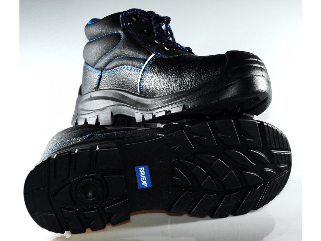 296523bc7048 Pracovná obuv RAVEN XT ANKLE O1 SRC