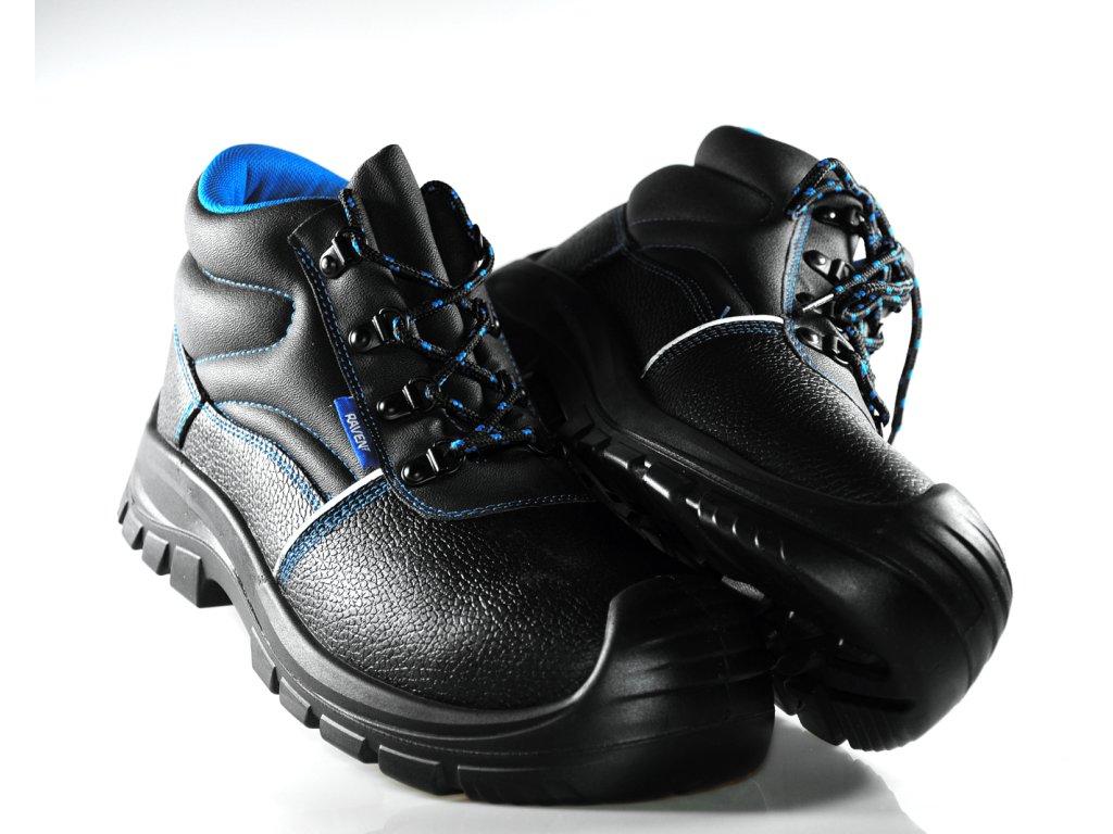 Pracovná obuv RAVEN XT ANKLE O1 SRC 6bd1de30bd