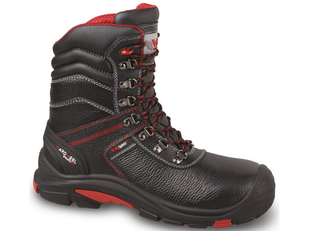 2c2595bc15aad poloholeňová ppracovná obuv bez oceľovej špičky 5090 S3 LEEDS
