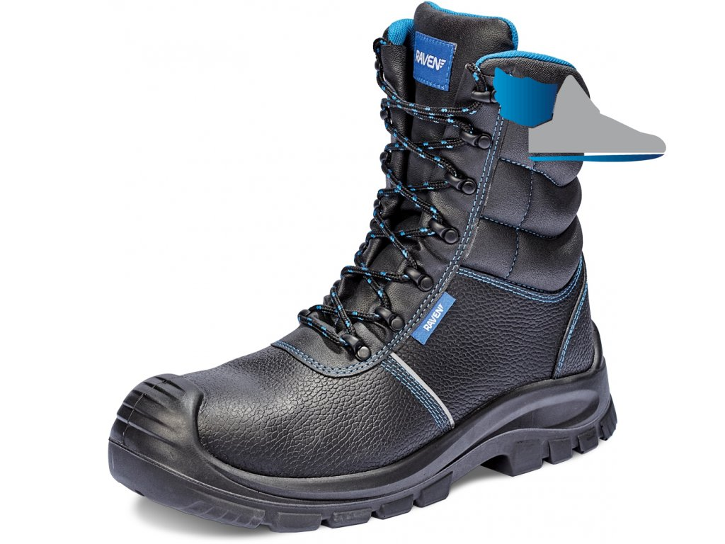 aa2239b81e vysoká pracovná obuv RAVEN XT HIGH ANKLE S3 SRC