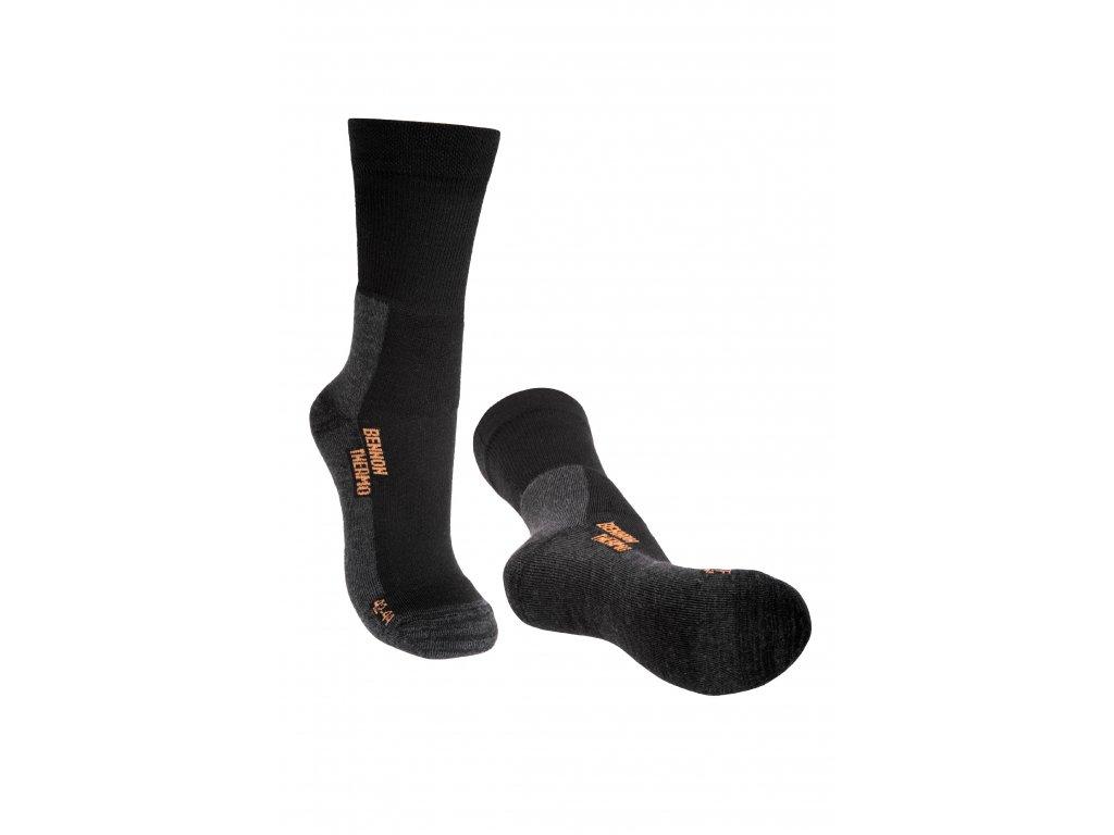 Ponožky (SOCK): BNN Trek SOCK MERINO D27001