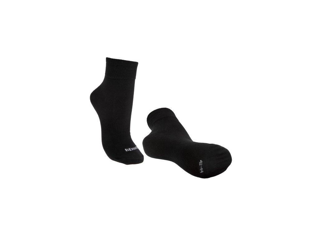 Ponožky (SOCK): BNN UNIFORM SOCK Short Black D26001
