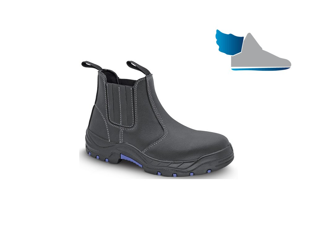 zváračská pracovná obuv 2490 O1 QUITO