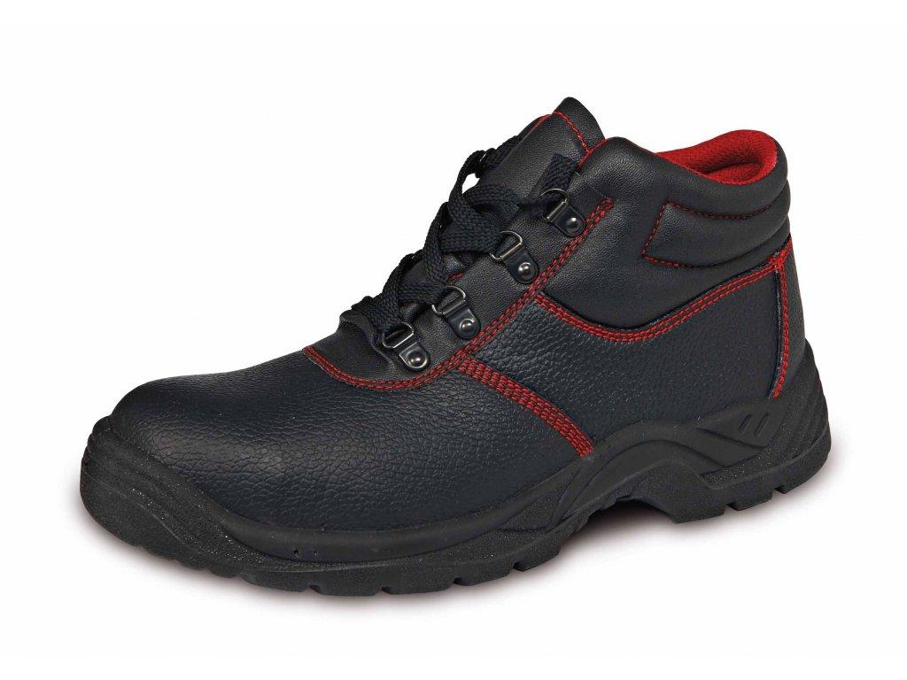 Bezpečnostná členková obuv S1P SC-03-001 ANKLE S1P dd6b66fb096