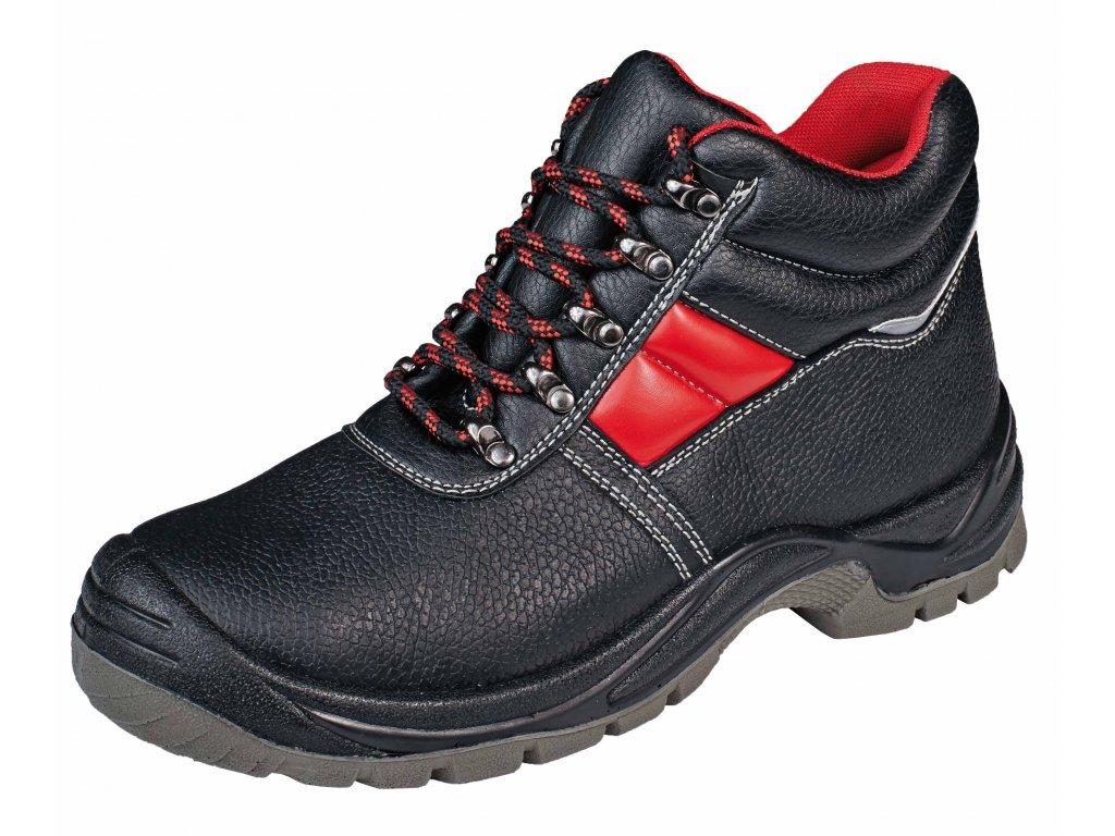 Bezpečnostná obuv s oceľovou špičkou  SC-03-003 ANKLE S3