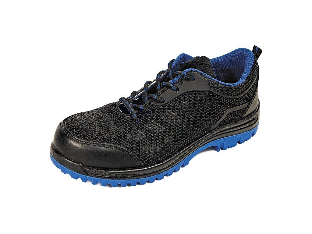 1d1cb59d618f3 Bezpečnostná obuv Issey low S1P SRC v modrej farbe
