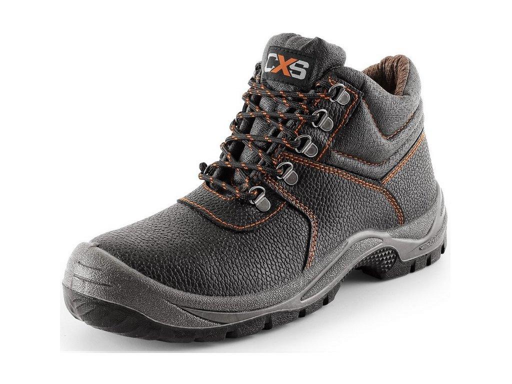 pracovná obuv bez oceľovej špičky CXS Apatit 20555a815a