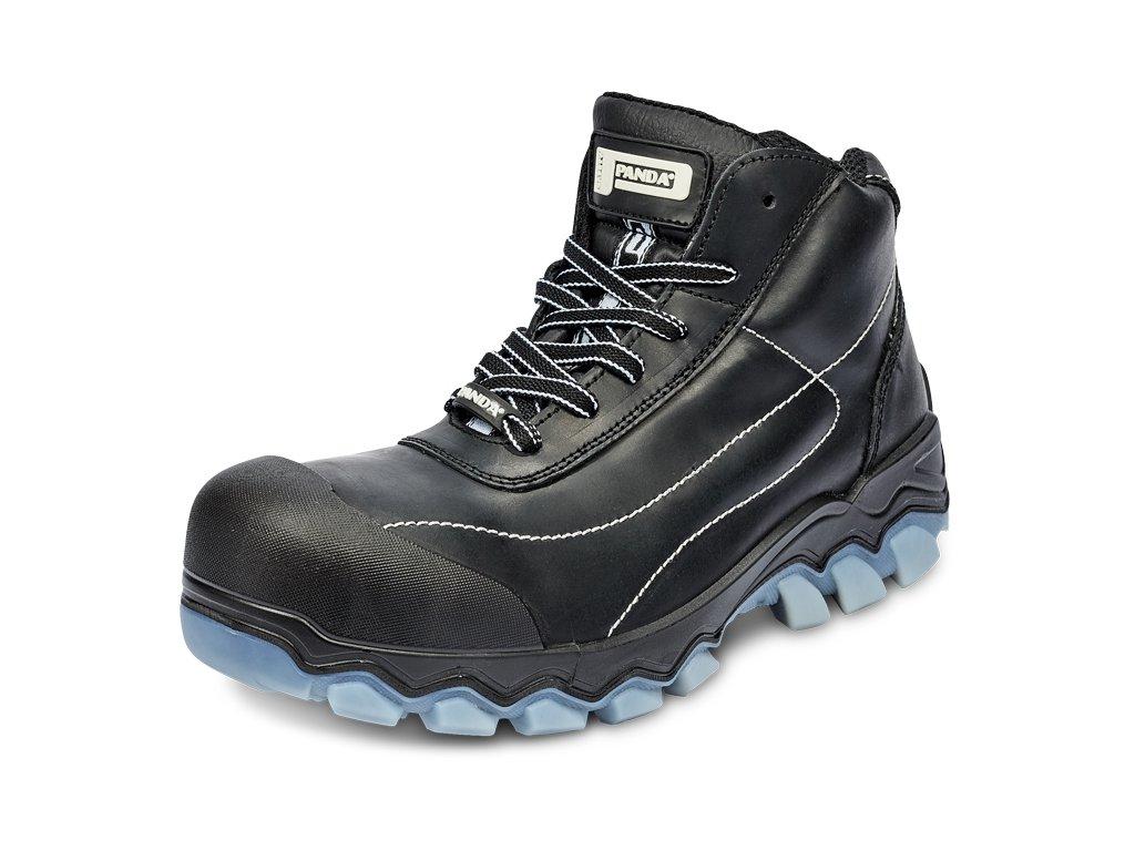 Bezpečnostná obuv THREE MF S3 SRC kotník