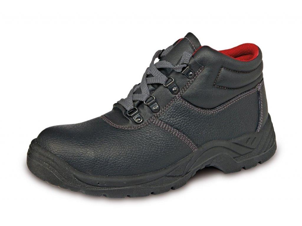 Pracovná obuv bez oceľovej špičy SC-03-007 ANKLE O1