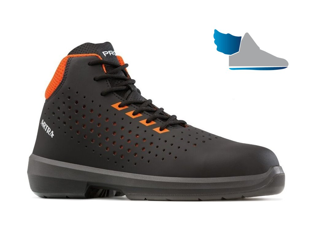 pracovná obuv artra arenzano 850 Air 673560 S1 P
