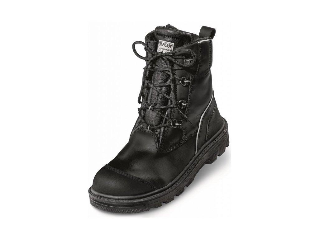 UVEX ORIGIN: Celá topánka 8454 S3 HI CI HRO SRC