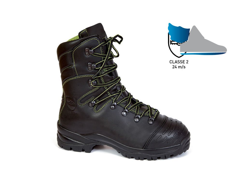 20ee8a71b0ba Pracovná a bezpečnostná obuv pre pilčíkov