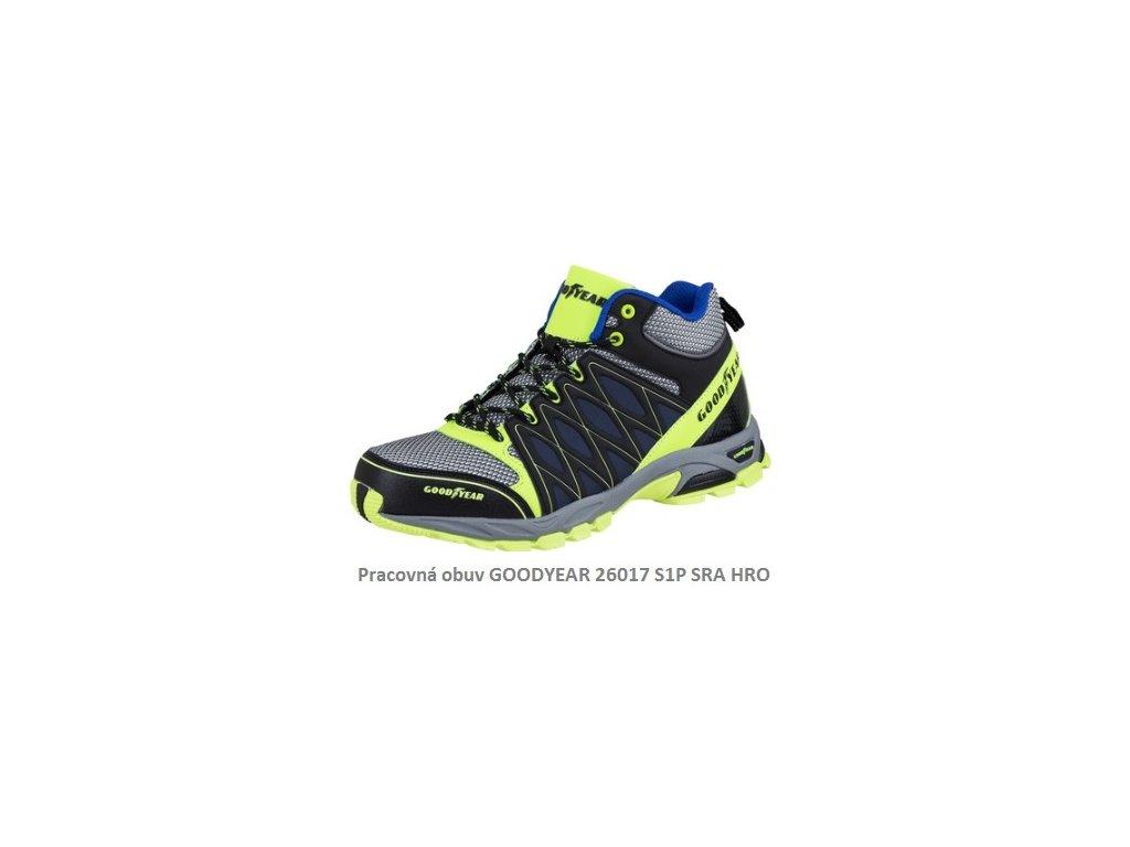 Pracovná obuv Goodyear