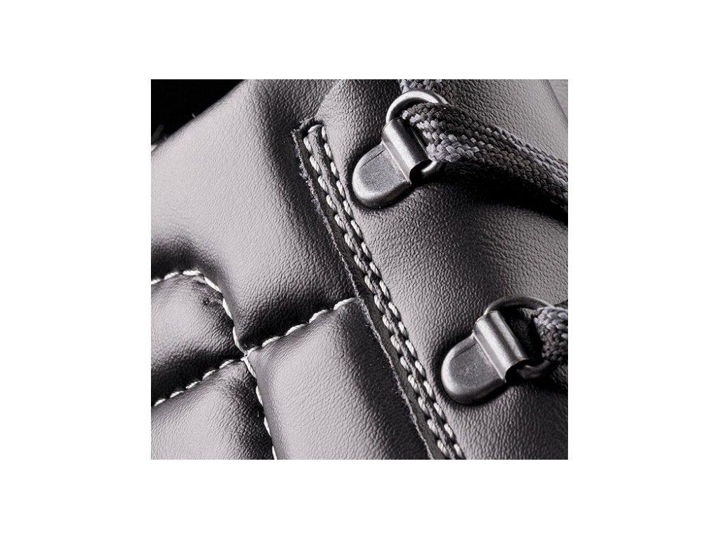 da7403556a4 ... Kvalitná kožená bezpečnostná obuv S3 od výrobcu ARTRA v modele ARAUKAN  940 6060 S3 SRC ...