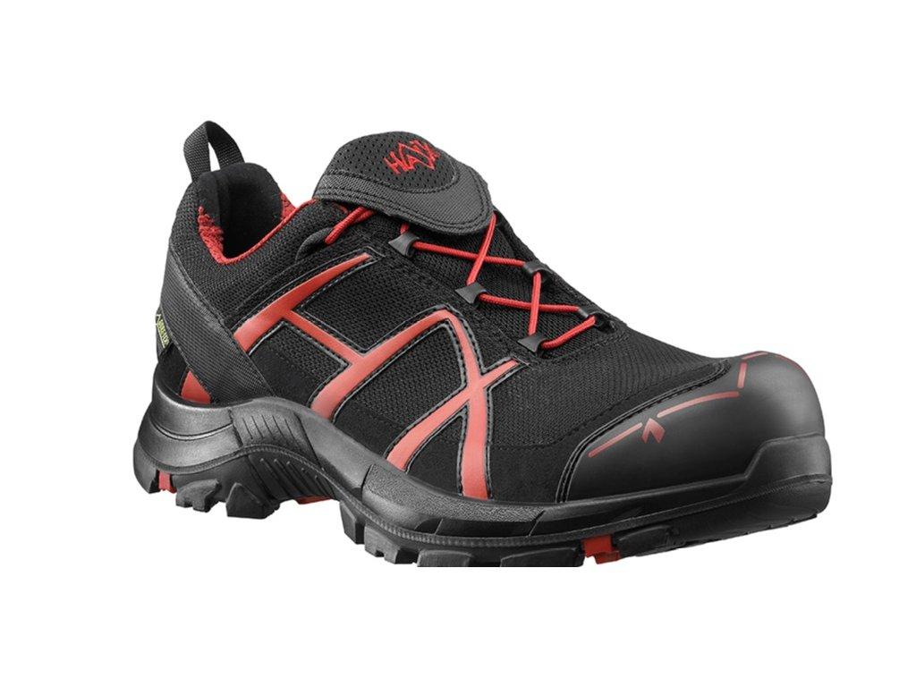 80ceeafbf757 Bezpečnostná obuv S3 HAIX Black Eagle Safety 40 low Art. 35526
