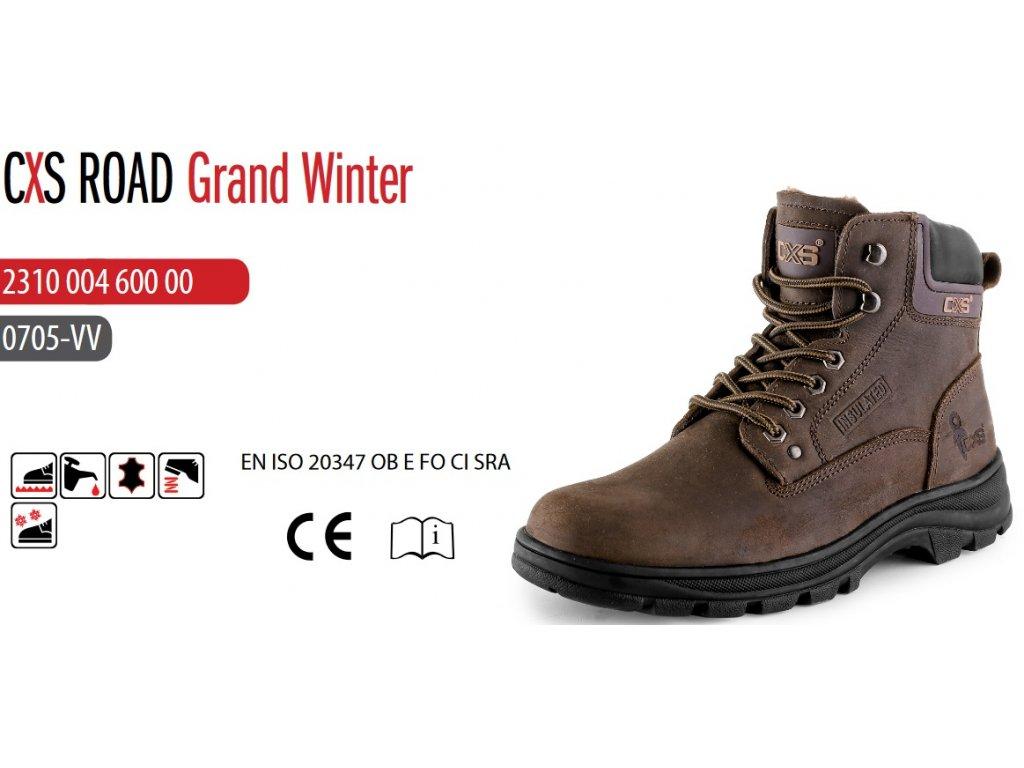 6e6a5eaed110 Pracovná obuv CXS ROAD GRAND WINTER · Pracovná obuv CXS ROAD grand Winter 1  ...