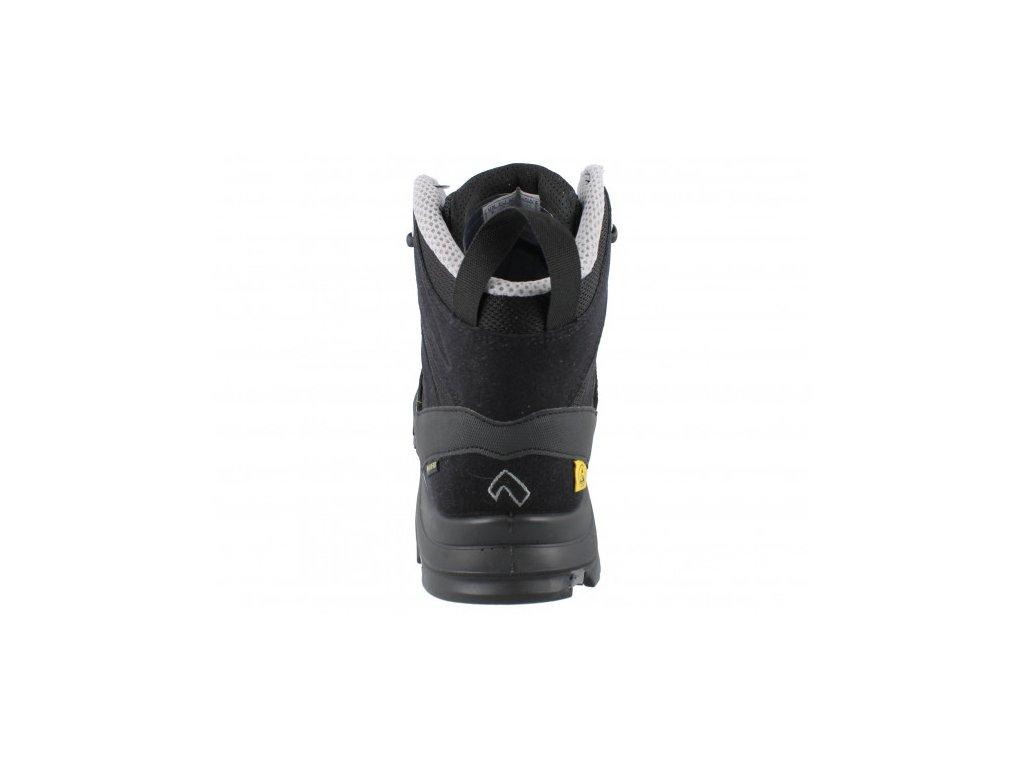 a157c83b6ab9 Bezpečnostná obuv ESD vysokej kvality s odľahčenou kompozitnou špičkou HAIX  BLACK EAGLE SAFETY 40 MID BLACK