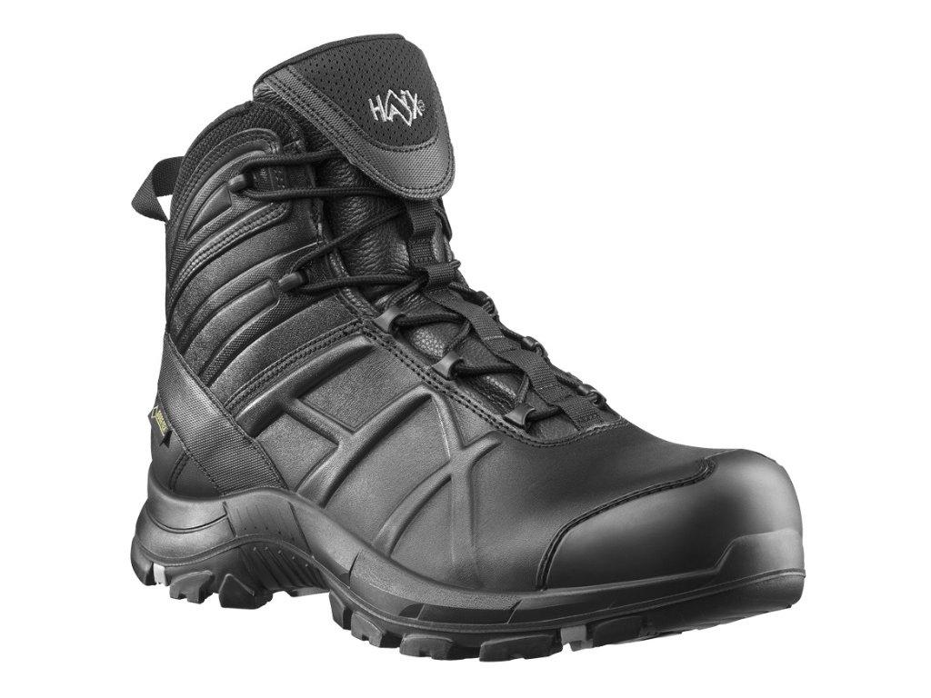 Bezpečnostná členková obuv S3 HAIX Black Eagle Safety 50 mid 25500f1894